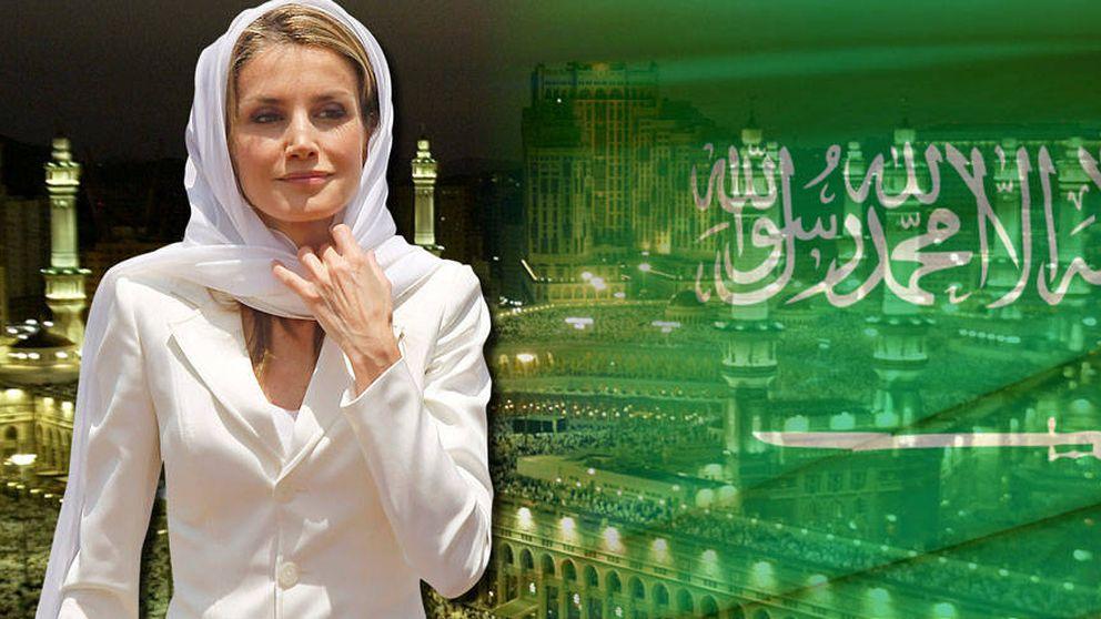 Las verdades y mentiras sobre el no viaje de la Reina Letizia a Arabia Saudí