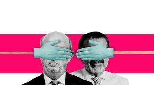 El informe sobre Popular que Saracho ignoró y que el chileno Luksic no quiso creer