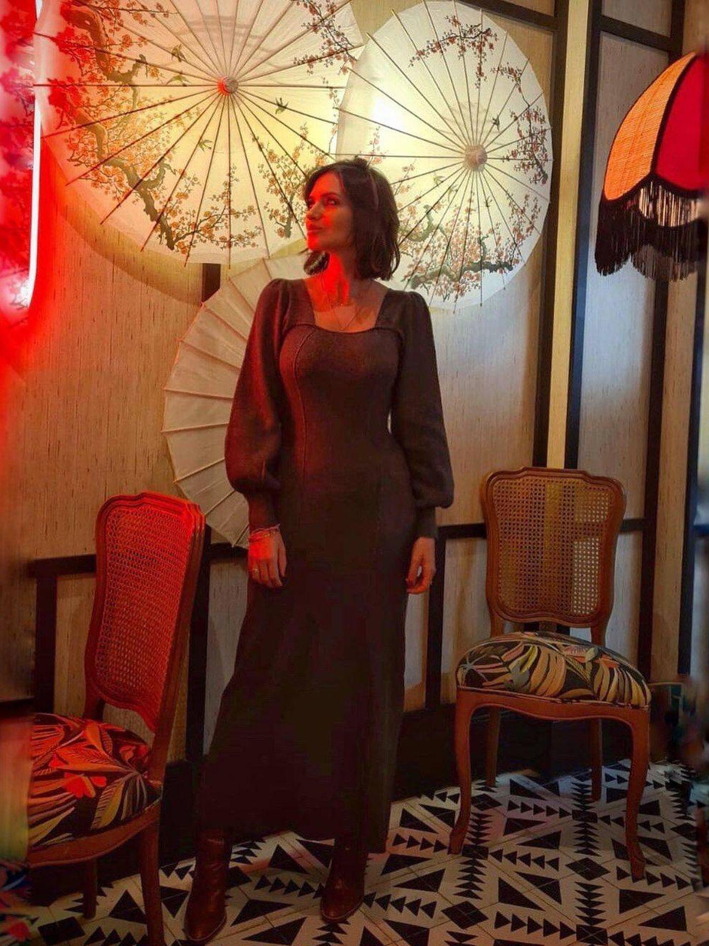 Sara Carbonero y el vestido de Zara de sus sueños. (Instagram, @saracarbonero)