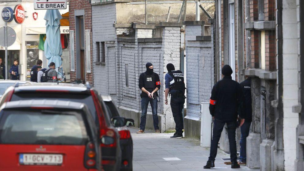 Dos tiroteos en Bruselas en redadas antiterroristas dejan tres heridos