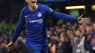 El cariño de Álvaro Morata al Atlético de Madrid (y viceversa)