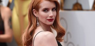 Post de Emma Roberts emula a su tía Julia Roberts en los Premios Oscar