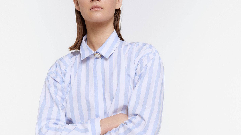 Camisa de Uterqüe. (Cortesía)