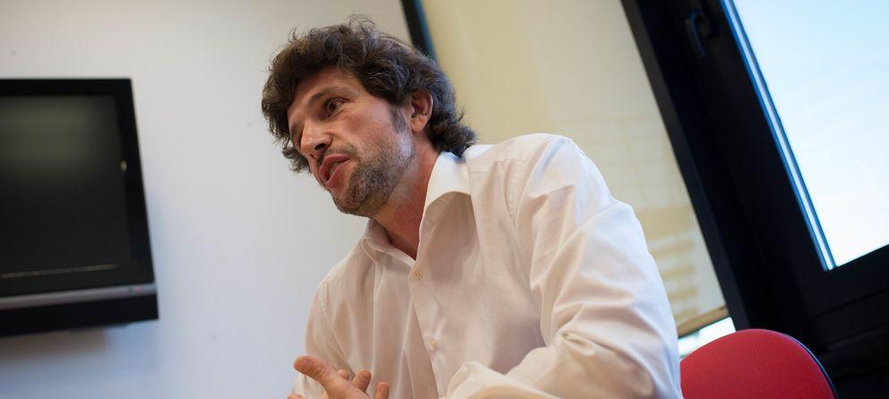 Foto: Pedro Serrahima, en una imagen de archivo (Pablo López Learte)