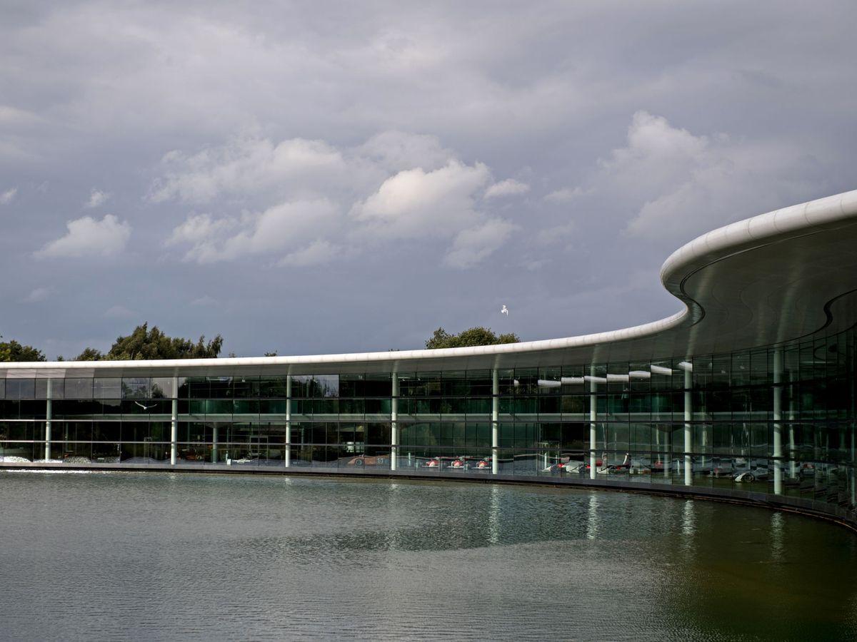 Foto: EL McLaren Group incluso ha vendido su sede de Woking, que seguirá ocupando los próximos veinte años