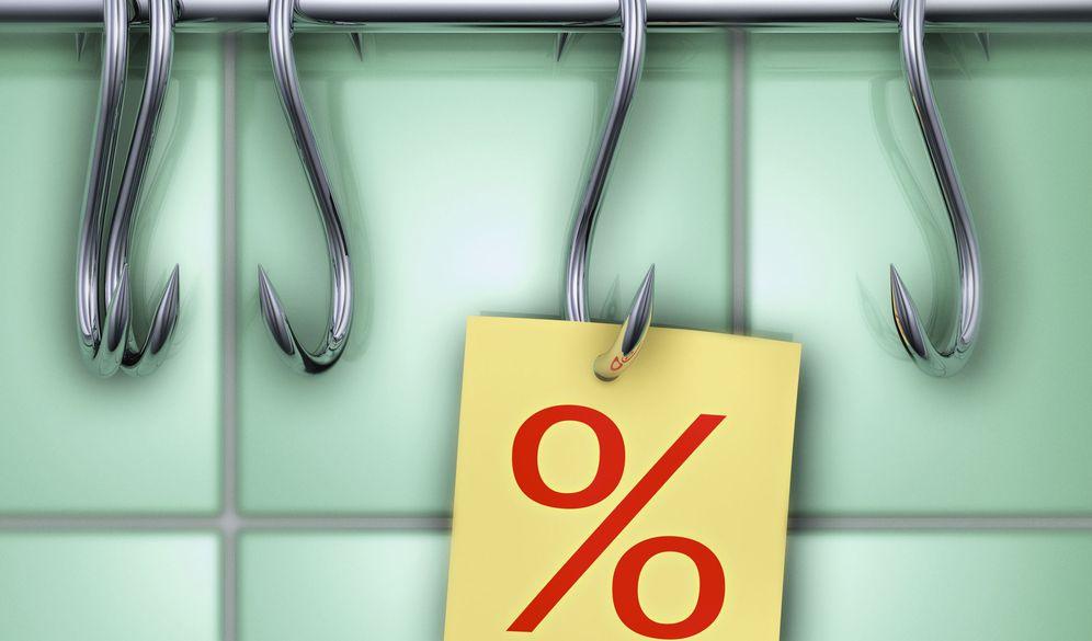 Foto: El 5 de febrero el euribor cerró por primera vez en su historia, en tasa diaria, en negativo. (Corbis)