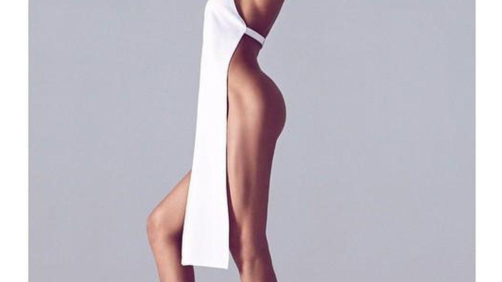 Irina Shayk y sus fotos con poca ropa: ¿poniendo celoso a Cristiano?