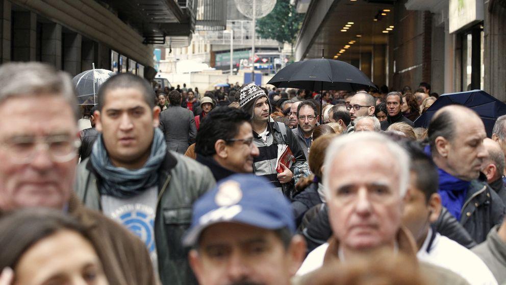España perderá 5,6 millones de habitantes en los próximos 50 años