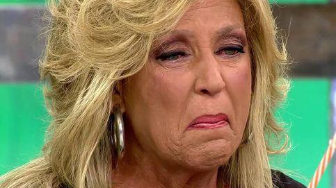 Lydia Lozano llora ante la encerrona de 'Sálvame' con su peor pesadilla
