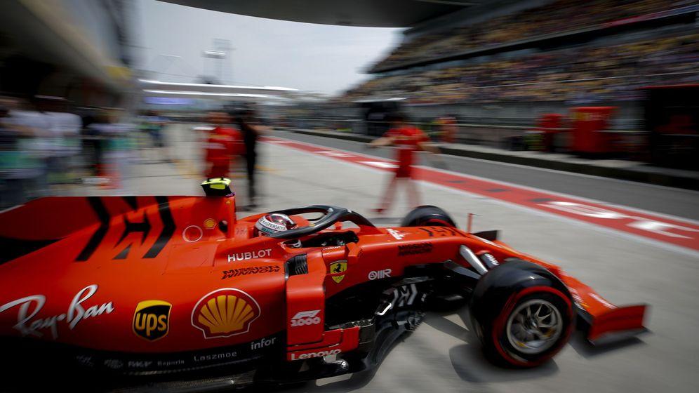 Foto: La Fórmula 1 aplazará su visita a Shanghai. (EFE)