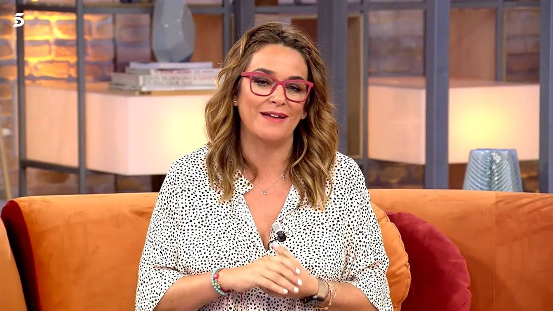 Mazazo para Toñi Moreno: Telemadrid cancela 'La báscula' por un positivo por coronavirus
