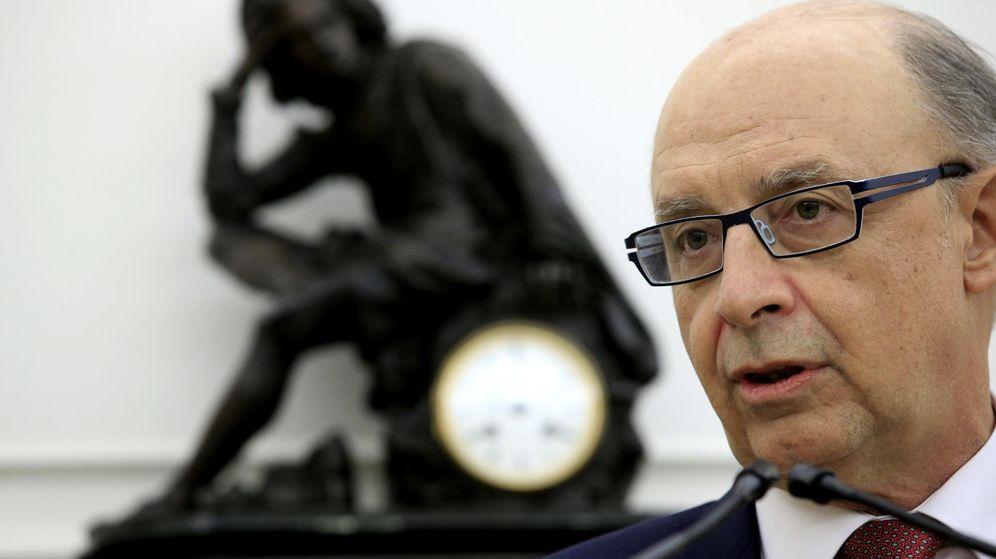 Foto: El objetivo del Gobierno es garantizar la estabilidad presupuestaria. (Efe)