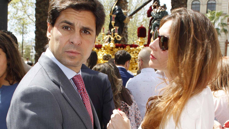 Foto: Fran Rivera y Lourdes Montes en una imagen de archivo (Gtres)