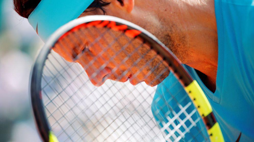 Foto: Rafa Nadal, en su victoria ante Schwartzman en Roland Garros. (Reuters)