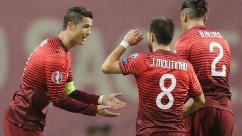 Cristiano estará en la Eurocopa y Benzema acaba lesionado con Francia