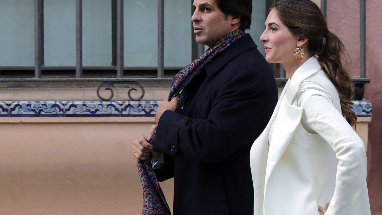 Foto: Lourdes Montes y Fran Rivera en una imagen de archivo (Gtres)