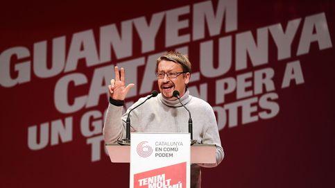 Xavier Domènech (CatECP): No vamos a apoyar un Govern de Puigdemont