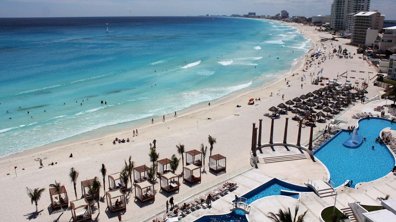Cancún es uno de los destinos más demandados. (EFE)