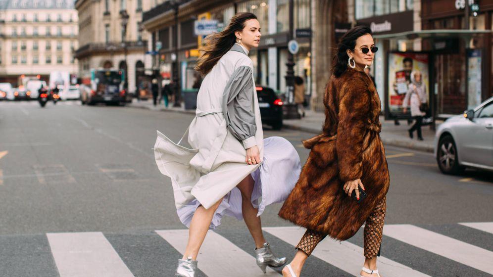 Foto: Inspírate en el street style. (Imaxtree)