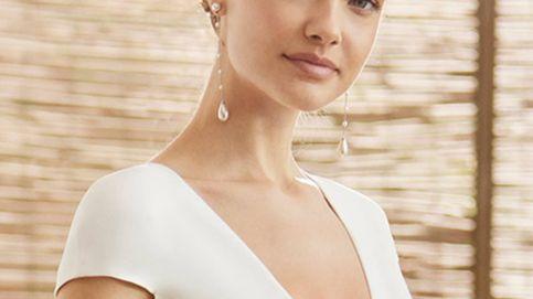 Vestidos de novia sencillos: los 10 modelos más bonitos (y elegantes) para brillar en el altar