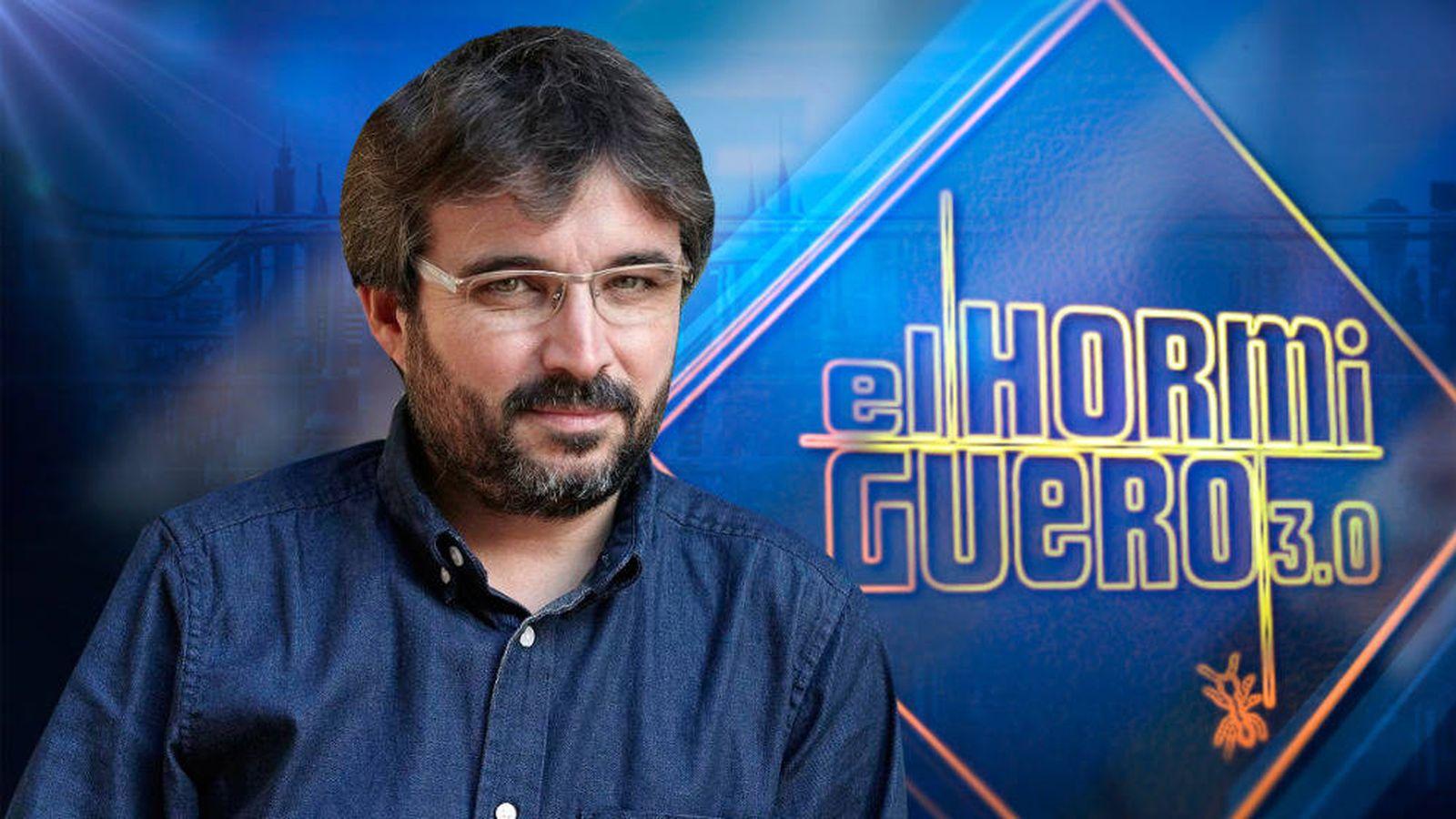 Foto: El presentador Jordi Évole.