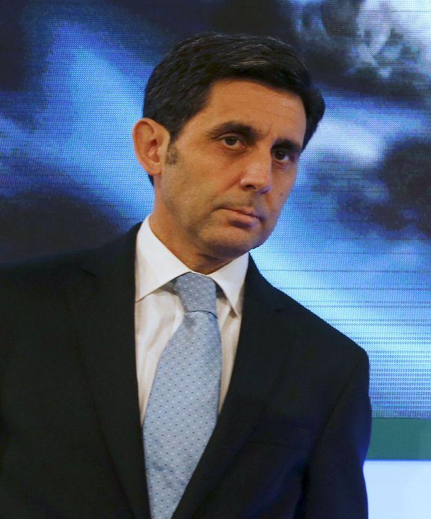 Foto: El nuevo presidente de Telefónica, José María Álvarez-Pallete