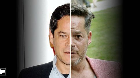 Twitter se burla del drástico cambio de imagen de Jorge Sanz