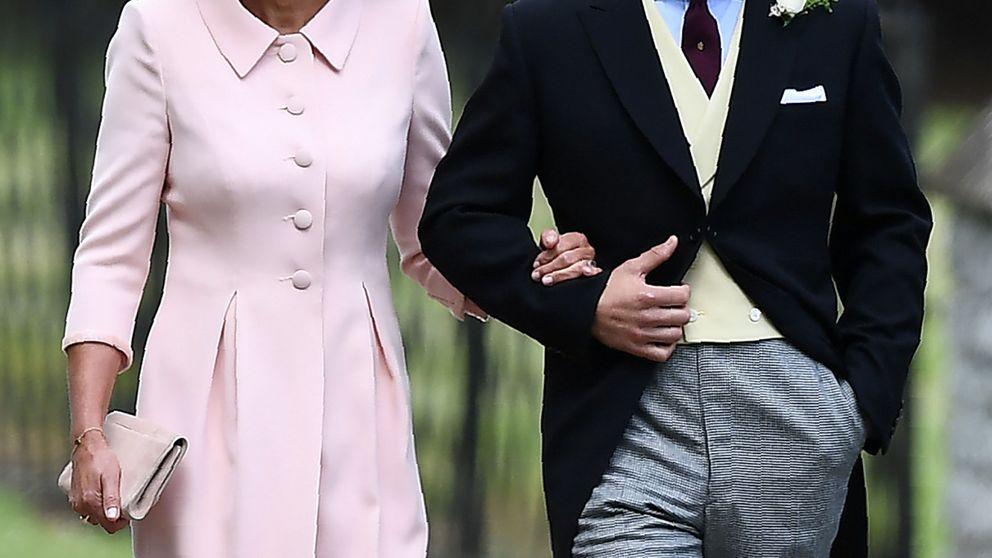 No solo Pippa y James: los Middleton, un clan incómodo para la Casa Real inglesa