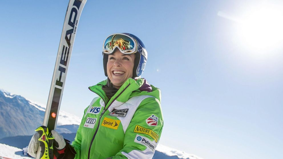Lindsey Vonn sonríe de nuevo: la reina de la nieve vuelve a esquiar