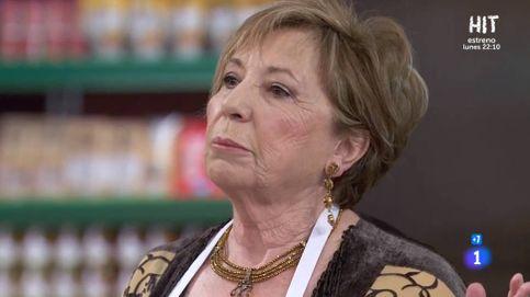 Celia Villalobos critica a José María Aznar en el arranque 'MasterChef Celebrity'