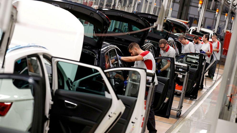 Seat deja de producir coches desde ya por la 'huelga de país' de mañana en Cataluña