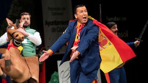 COAC 2019: actuaciones de 'Daddy Cadi', 'El cerrojero' y otros en cuartos de final del Carnaval de Cádiz
