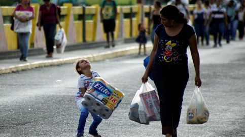 """""""Se compra cabello"""": el nuevo negocio fronterizo ante la crisis venezolana"""