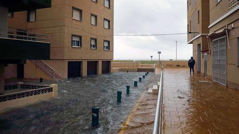 Las lluvias se ceban con la Comunidad Valenciana