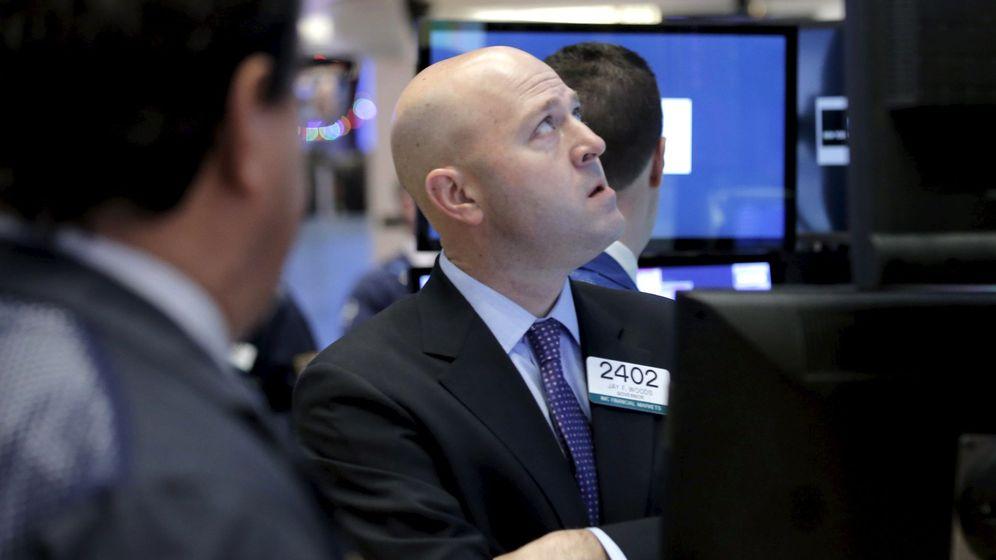 Foto: Tensión en los mercados. (Reuters)