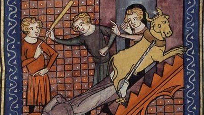 Saturnino de Tolosa. (C.C.)
