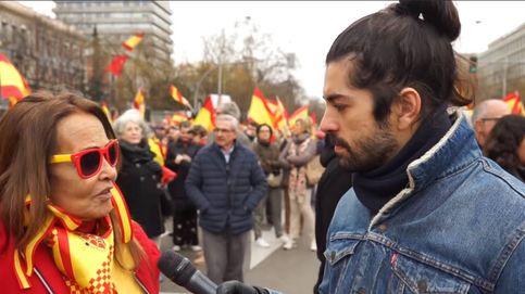 El 'follonero' de YouTube que pasó de cubrir botellones a entrevistar a Pablo Iglesias