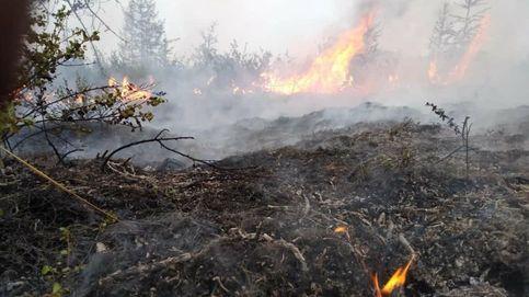 Rusia combate los incendios en Siberia con explosiones controladas