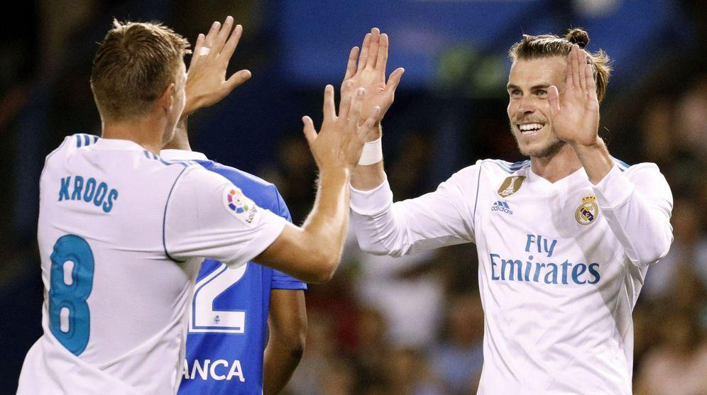Foto: Imagen del Deportivo-Real Madrid de la primera vuelta. (EFE)