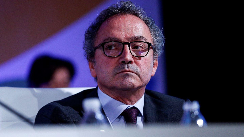El actual vicepresidente de Prisa, Manuel Polanco, que será el nuevo presidente del grupo. (EFE)
