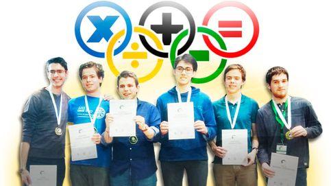 El equipo español paga de su bolsillo el viaje a las Olimpiadas Matemáticas de Rumanía