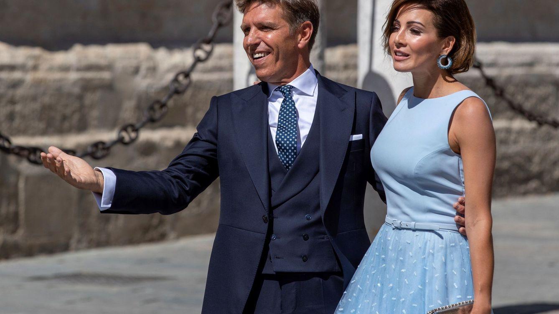 Foto: El Cordobés y su mujer. (EFE)