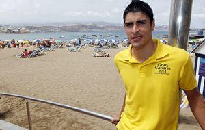 El taekwondista Nico García sufre un grave accidente de moto