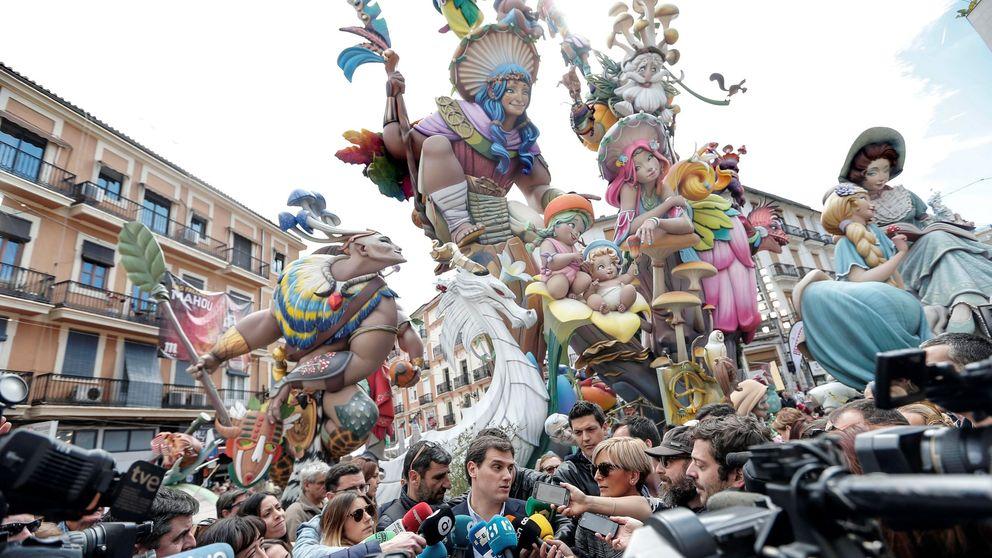 Rivera reclama 8.300M a Rajoy para las clases medias si quiere Presupuestos