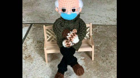 Un muñeco con el meme de Bernie Sanders logra recaudar 33.000 euros para obras sociales