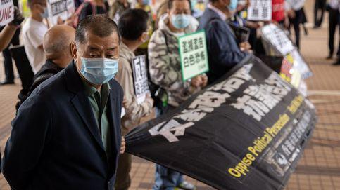 Hong Kong dicta prisión preventiva contra el magnate de los medios Jimmy Lai