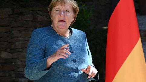 El PIB de Alemania cae un 9,7% en el trimestre, menos de lo estimado