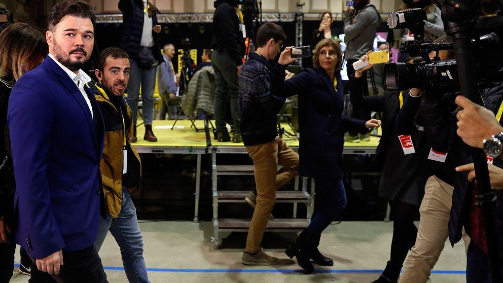 El independentismo pone en la picota a Gabriel Rufián con una canción de Valtònyc