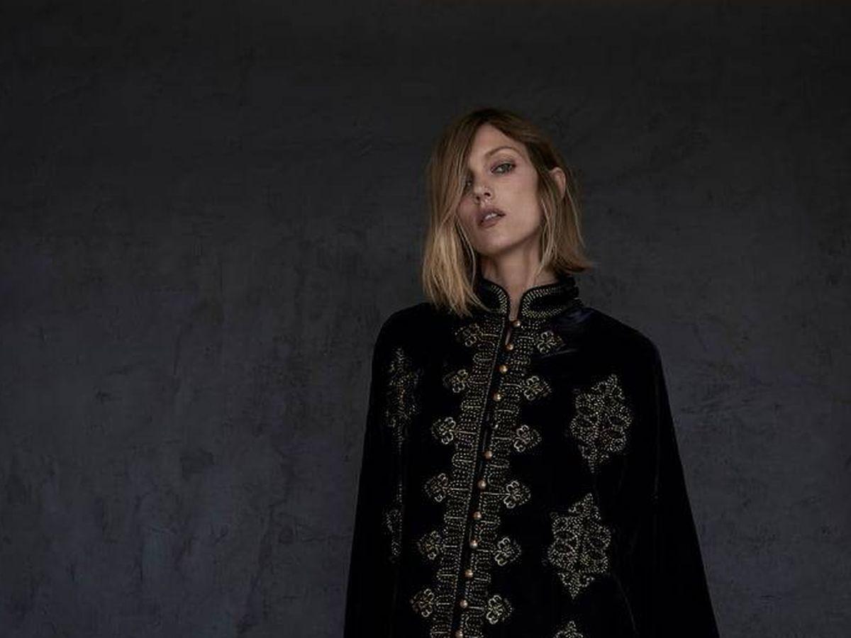 Foto: Camisa kimono de Zara. (Cortesía)