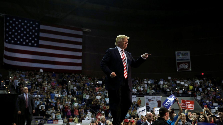 Por qué colaboro en la campaña de Trump